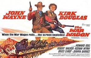 The War Wagon 1967 John Wayne Durango