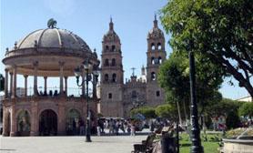 Victoria de Durango architecture